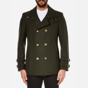 Vivienne Westwood MAN Men's Sports Jacket - Green Melange