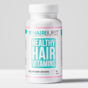 Vitamines pour Cheveux Healthy Hair de Hairburst - 60 capsules