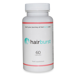 Hairburst Vitamins for Healthy Hair (60 Capsules)