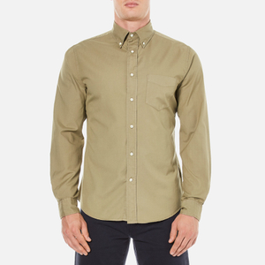 GANT Rugger Men's Dreamy Oxford Garment Dyed Shirt - Cypress Green