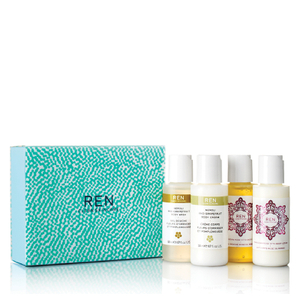 REN Mini Travel Bodywash Duo (Worth $32)