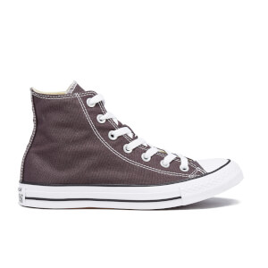 Converse Unisex Chuck Taylor All Star Seasonal Hi-Top Trainers - Dusk Grey
