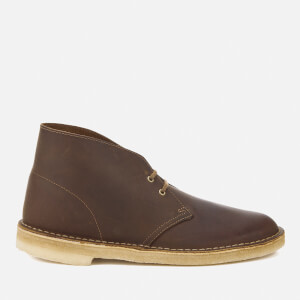 Clarks Originals Men's Desert Boots - Beeswax Leather