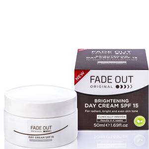 Fade Out Original Brightening Moisturiser SPF 15