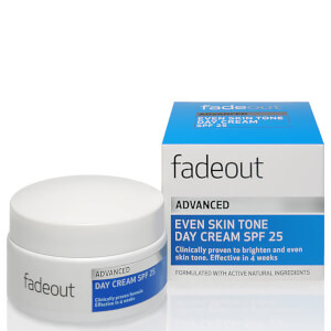 Fade Out ADVANCED Even Skin Tone Day Cream SPF 25 50ml