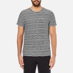 Oliver Spencer Men's Conduit T-Shirt - Obi Navy/Ecru