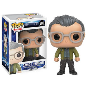 Independence Day: Resurgence David Levinson Funko Pop! Figuur
