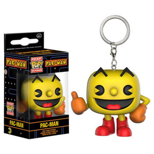 Pac-Man Pop! Vinyl Figure Key Chain