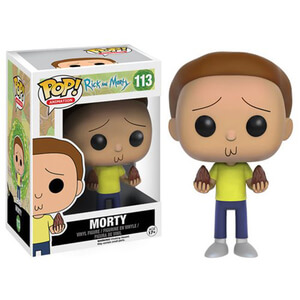Rick and Morty Morty Funko Pop! Figur