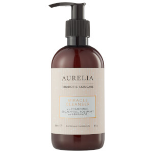 Aurelia Probiotic Skincare Miracle Cleanser Supersize 240ml (Værd £ 76)
