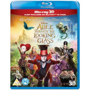 Alice de l'autre côté du miroir 3D