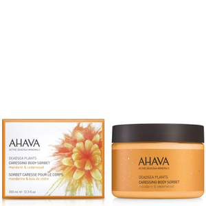 AHAVA Caressing Body Sorbet -geelivoide