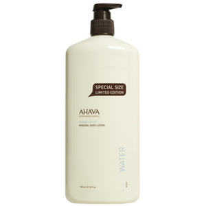 AHAVA Mineral Body Lotion - Triple Size (Worth $78)