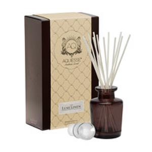 Aquiesse Reed Diffuser - Luxe Linen