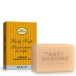 The Art of Shaving Body Soap - Lemon