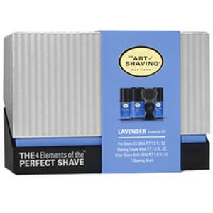 The Art of Shaving Mid-Size Kit - Lavender