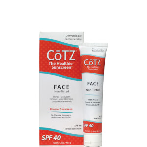 Cotz Face Lighter Skin Tone SPF 40