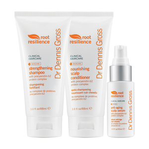 Dr Dennis Gross Root Resilience Hair Protection Kit