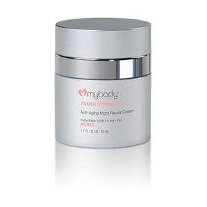 mybody Youth Overnight Anti-Aging Night Repair Cream