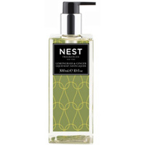 NEST Fragrances Liquid Hand Soap - Lemongrass and Ginger