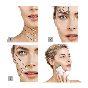 NuFACE Trinity Facial Trainer and ELE Attachment Set (Worth £445.00): Image 5