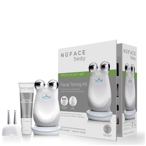 NuFACE Trinity Facial Trainer and ELE Attachment Set