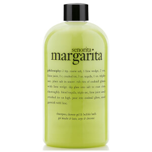 philosophy Senorita Margarita Shampoo, Shower Gel And Bubble Bath
