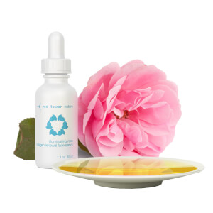 Red Flower Illuminating Rose Collagen Renewal Face Serum