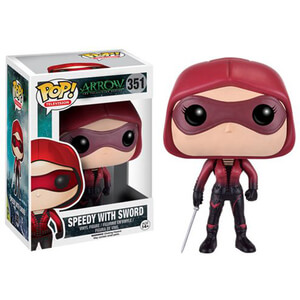 Figurine Funko Pop! Speedy avec Épée Arrow