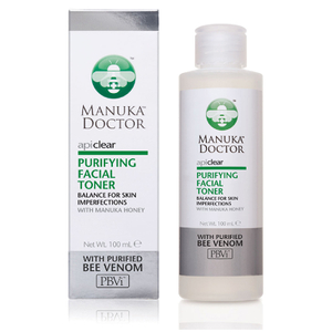Tonique Visage Purifiant ApiClear Manuka Doctor 100 ml
