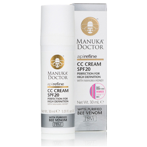 Manuka Doctor ApiRefine CC Cream mit LSF 20 30 ml