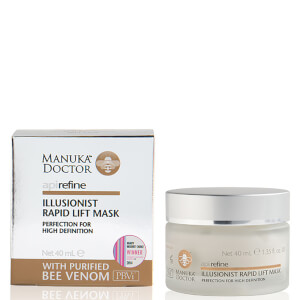 Manuka Doctor ApiRefine Illusionist Rapid Lift Mask Ekspresowa maseczka liftingująca 40 ml