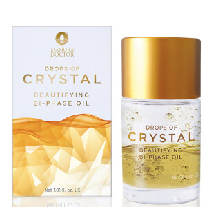 Manuka Doctor Drops of Crystal Beautifying Bi-Phase Oil 30 мл