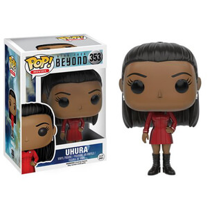 Star Trek Beyond Uhura Funko Pop! Vinyl