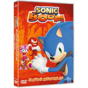 Sonic Boom: Volume 3 DVD - Mayor Knuckles
