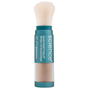 Colorescience Sunforgettable® Brush-On Sunscreen SPF 50 –Medium Matte