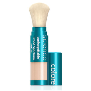 Colorescience Sunforgettable® Brush-on Sunscreen SPF 50 - Tan Matte