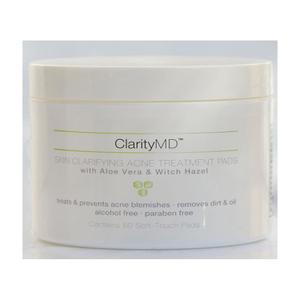 Lumixyl ClarityMD Skin Clarifying Acne Pads