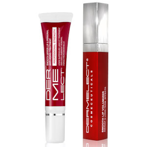 Dermelect Smooth Upper Lip and Perioral Anti Aging Duo (Worth $76)