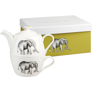 Harlequin Savanna Tea Gift Box For One
