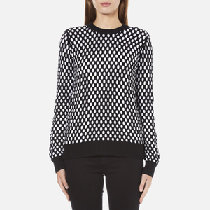 MICHAEL MICHAEL KORS Women's Graphic Jacquard Sweater - Multi