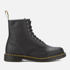 Dr. Martens Men's Carpathian Leather 8-Eye Boots - Black