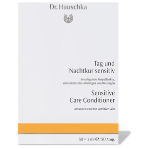 Dr. Hauschka Sensitive Care Conditioner - 50 Ampoules