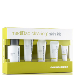 Dermalogica MediBac Clearing® Adult Acne Kit (5 Products)