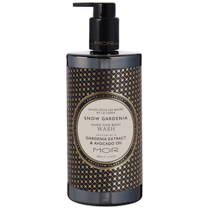 MOR Emporium Classics - Snow Gardenia Hand and Body Wash