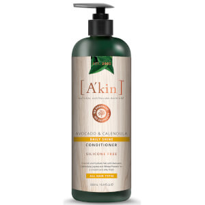 A'Kin Daily Shine Avocado & Calendula Conditioner 500ml
