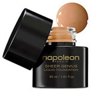 Napoleon Sheer Genius Look 3
