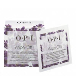 OPI Wipe Off Acetone-Free Wipes 10pk