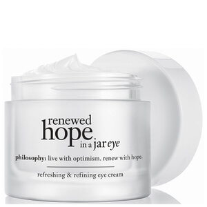 philosophy Renewed Hope In A Jar Refreshing & Refining Eye Cream 15ml