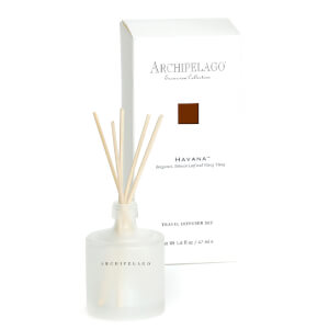 Archipelago Botanicals Excursion Collection Travel Diffuser Set - Havana